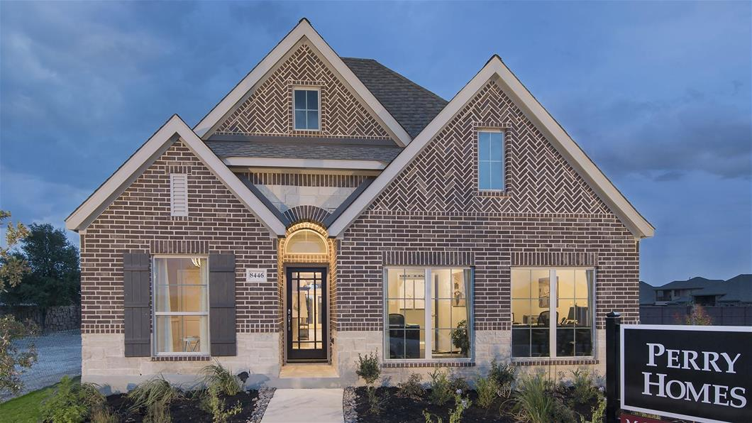 Perry Homes Floor Plans San Antonio