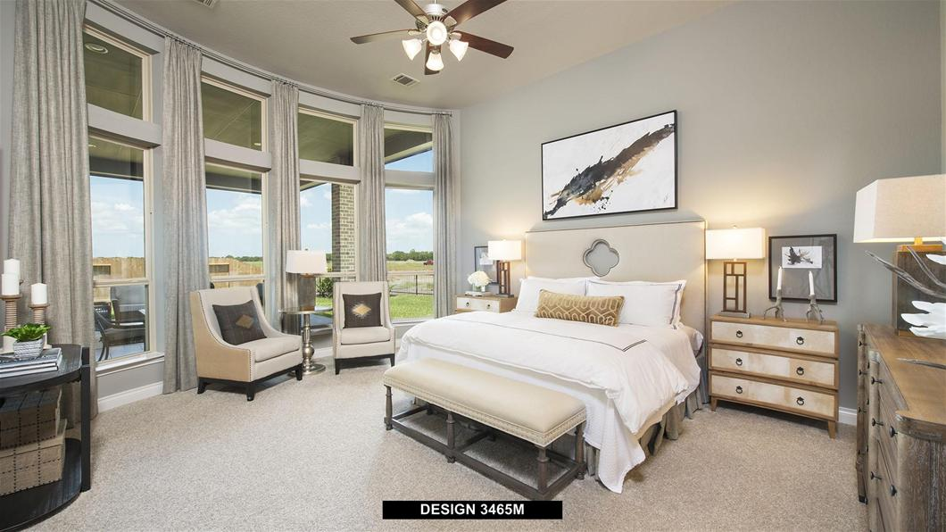 Model Home Design 3465M Interior