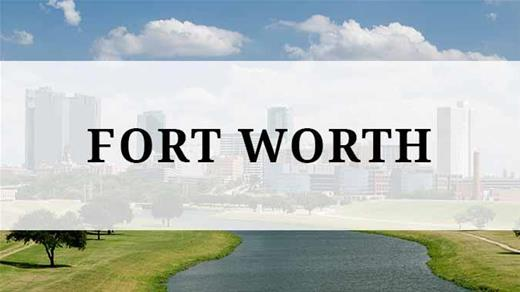 Fort Worth region