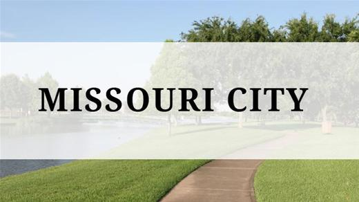 Missouri City region - Missouri City