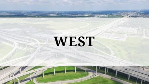 West region - West Houston