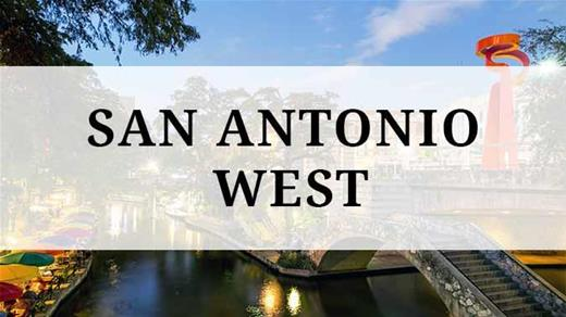 San Antonio West region