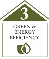 Green and Energy Efficiency