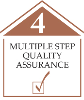 Multiple Step Quality Assurance