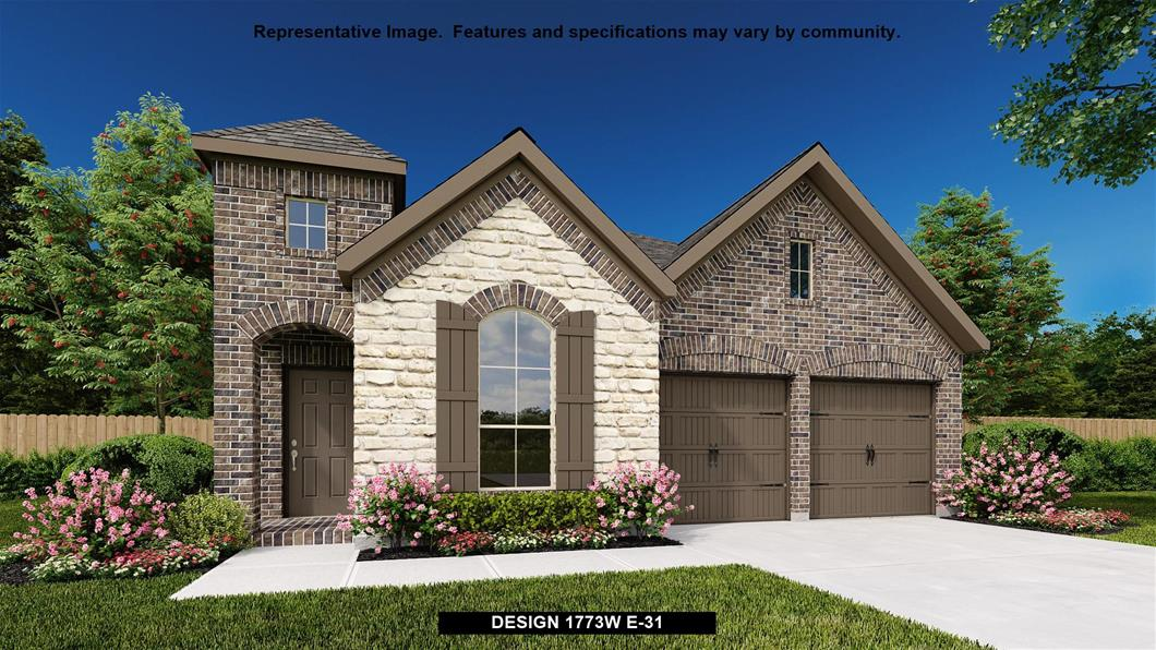 New Home Humble 16323 Pintado Forest Road Perry Homes