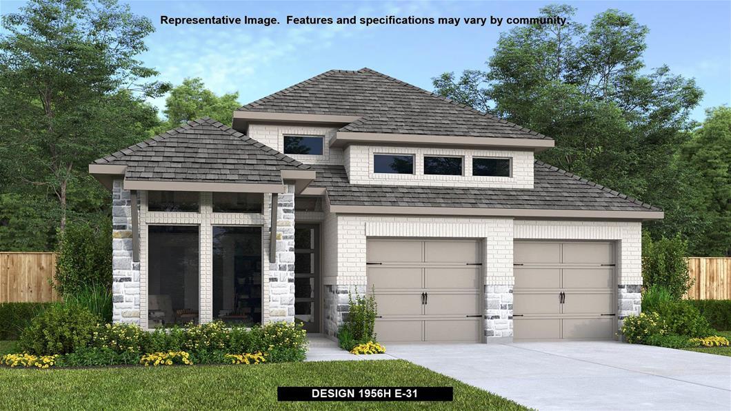 New Home Design, 1,956 sq. ft., 3 bed / 2.0 bath, 2-car garage