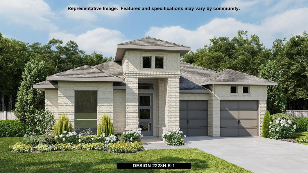 New Home Design, 2,228 sq. ft., 3 bed / 2.0 bath, 3-car garage