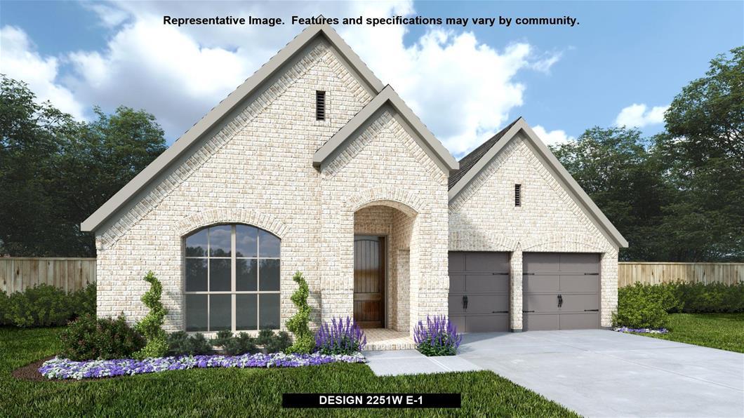 New Home Design, 2,251 sq. ft., 3 bed / 2.0 bath, 3-car garage