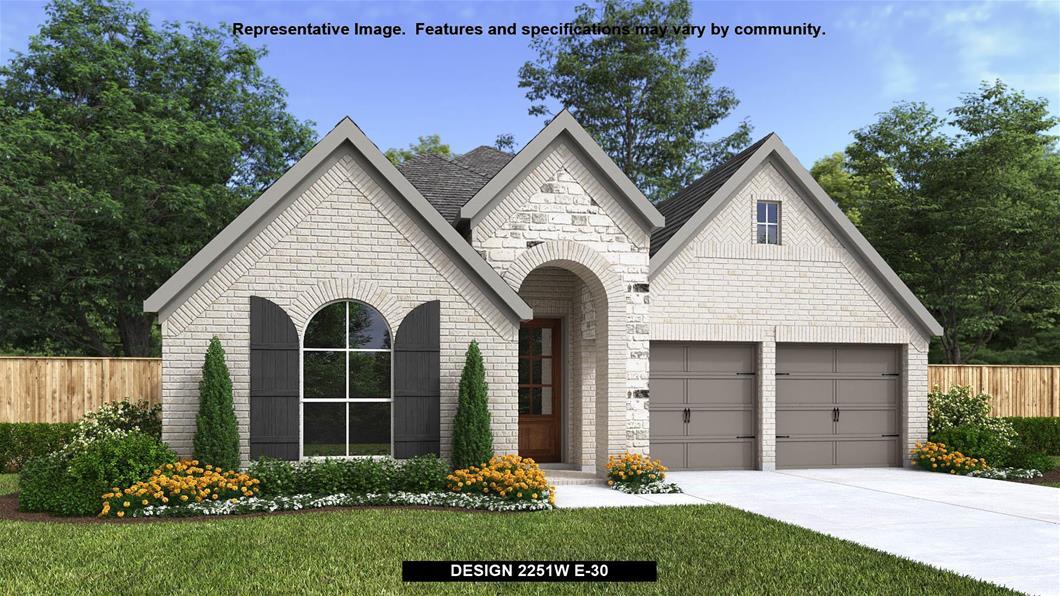 Design 2251W-E30 440 elevation avenue