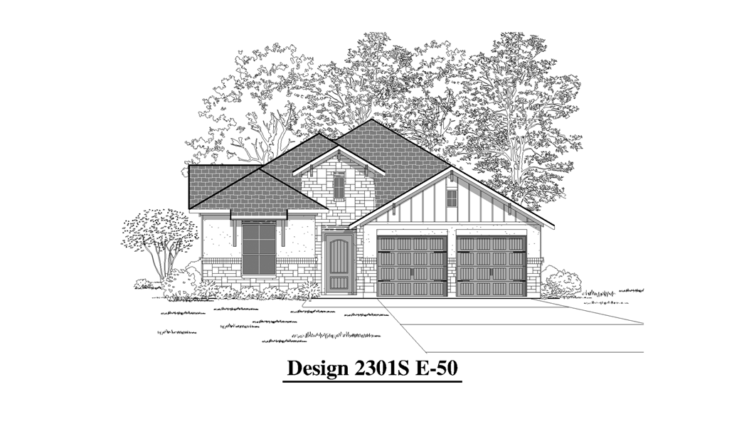 Available to build in Wolf Ranch 51\' - Now Open | Design 2301S ...
