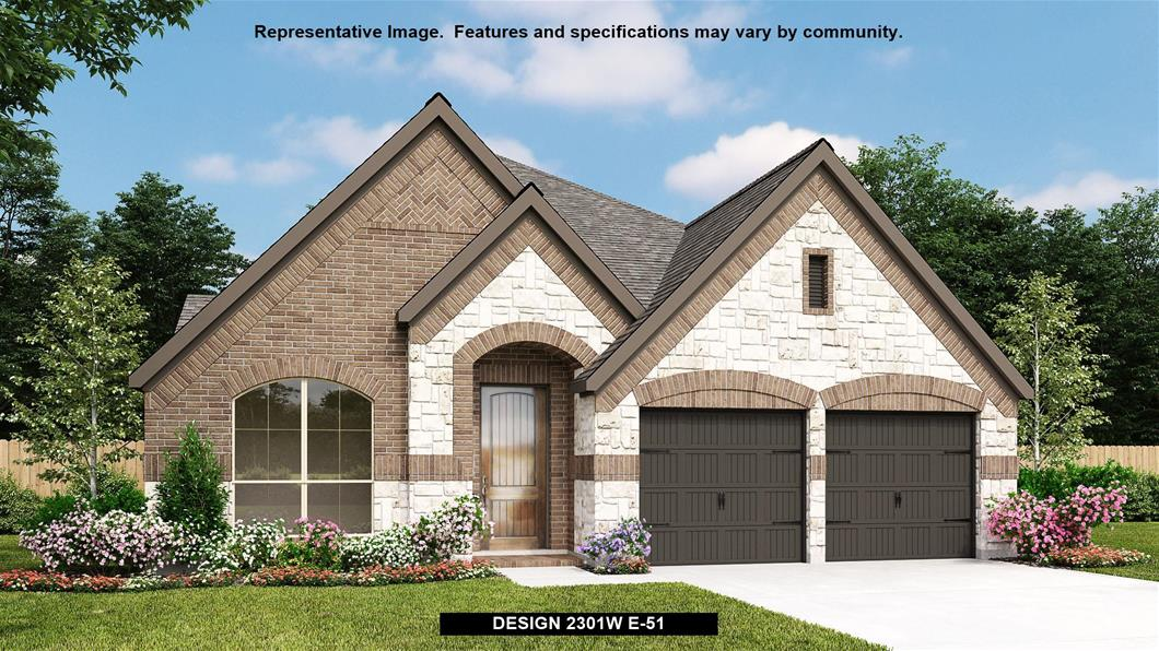 Available To Build In Shadow Creek Ranch 50 55 Design