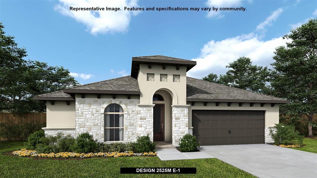 New Home Design, 2,525 sq. ft., 4 bed / 3.0 bath, 2-car garage