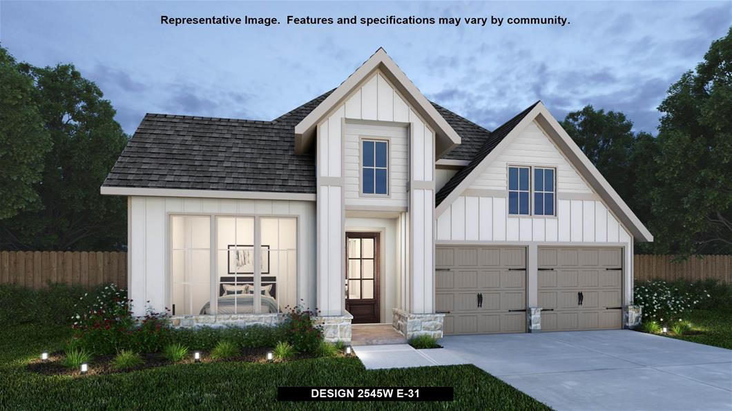 Design 2545W-E31 14823 cherry brick drive