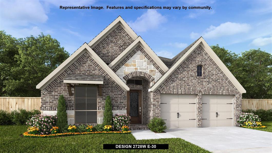 Design 2728W-E30 20518 yearling pasture lane