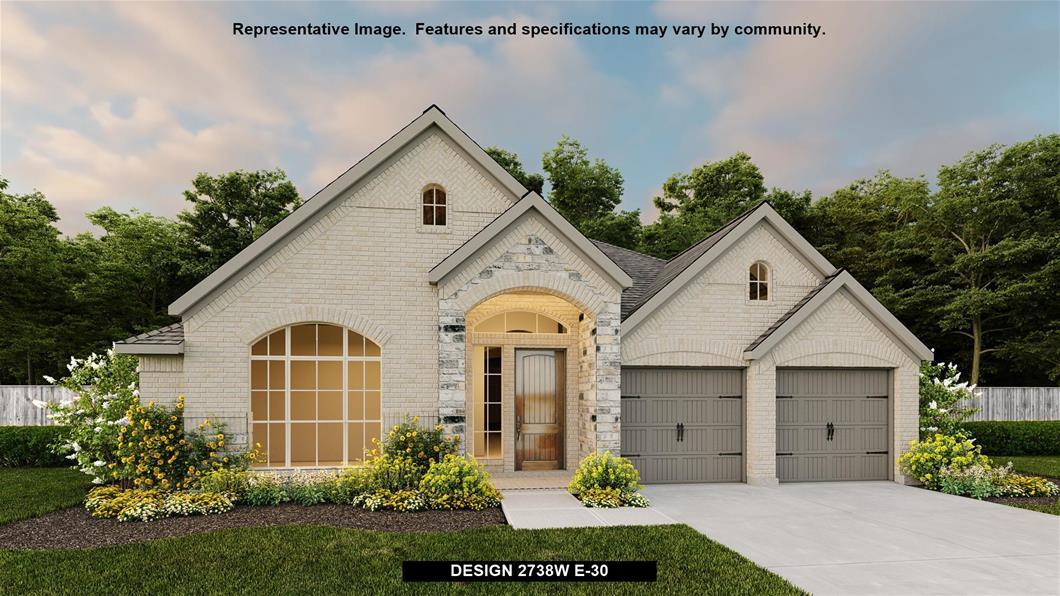 Design 2738W-E30 23618 bottlebrush terrace trail