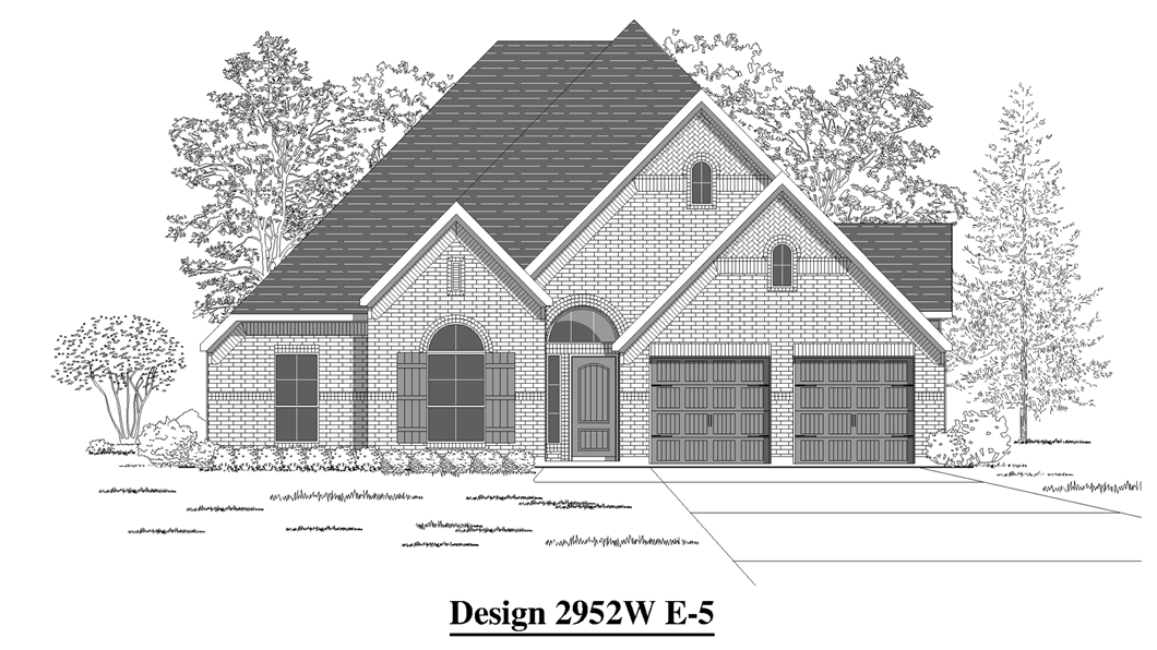 Available To Build In Woodforest 60 Design 2952w Perry