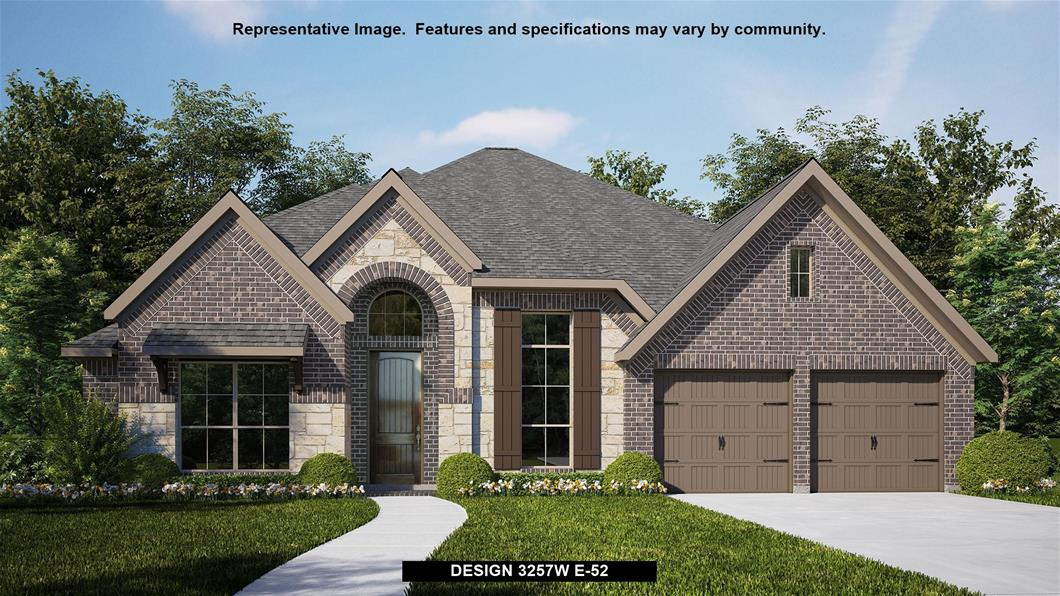 Design 3257W-E52 28606 valley crest lane