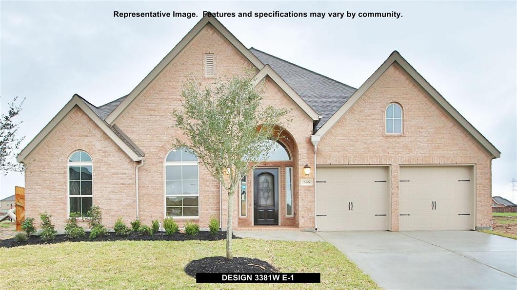 Available To Build In Cross Creek Ranch 60 39 Design 3381w Perry Homes