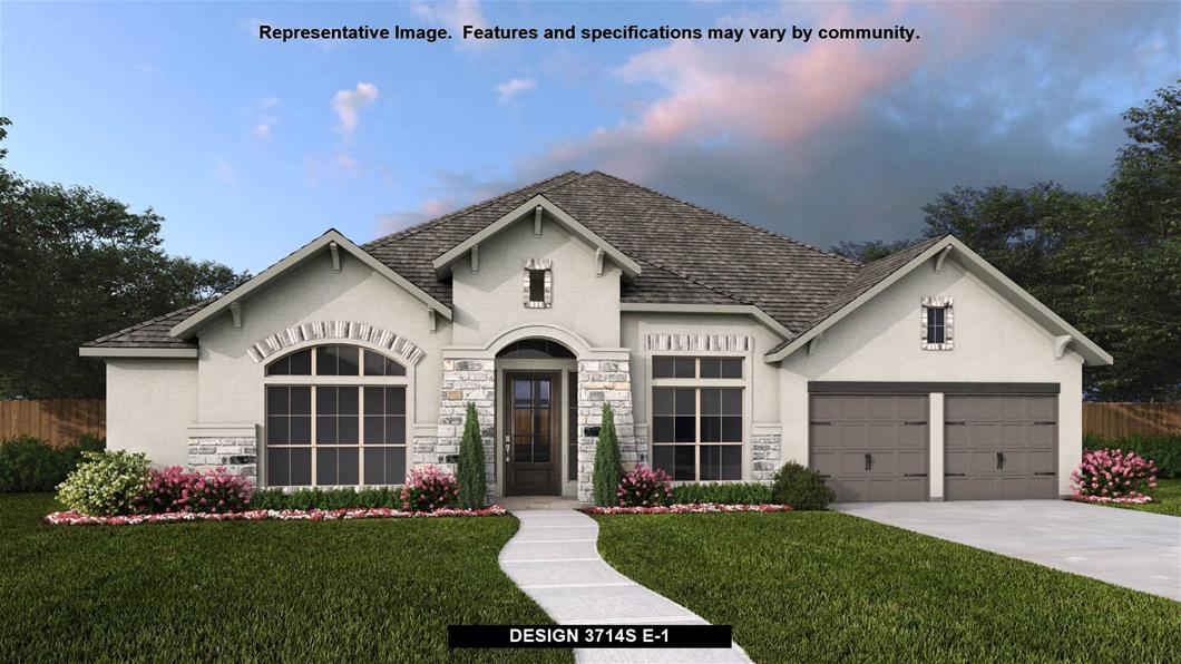 Available To Build In Cane Island 80 Design 3714s Perry