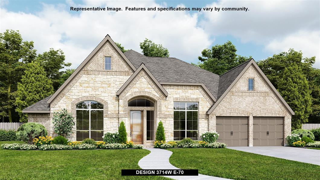Available To Build In Meridiana 70 39 Design 3714w Perry Homes