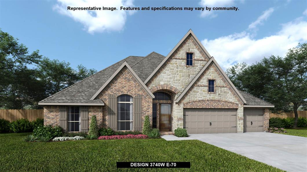Available To Build In Meridiana 80 Design 3740w Perry Homes