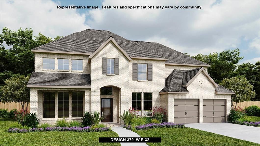 Available To Build In Veranda 65 Design 3791w Perry Homes
