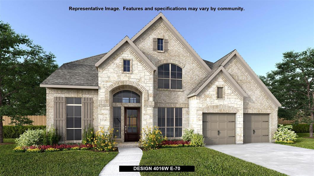 New Home Pearland | 3203 Iris Trail Lane | Perry Homes