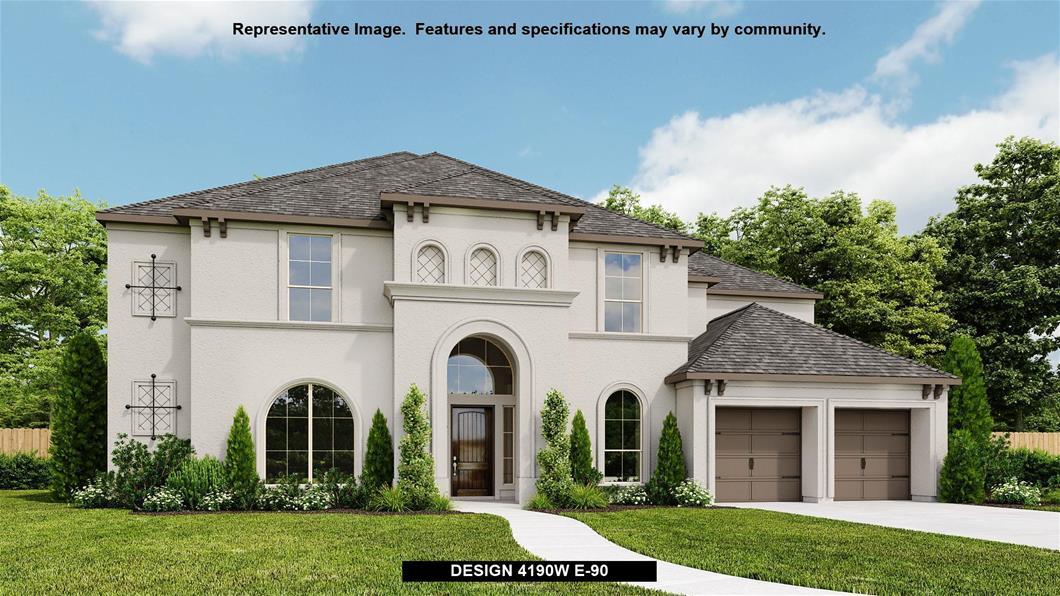 Design 4190W-E90 4223 martin ridge drive