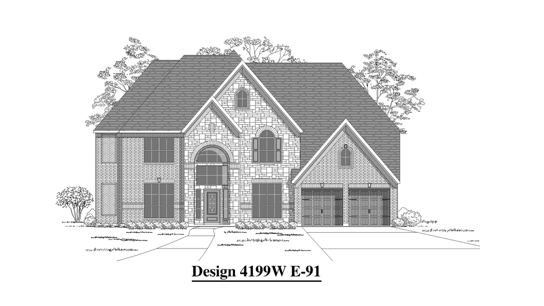 Available to build in San Antonio | Design 4199W | 4,199 Sq. Ft ...