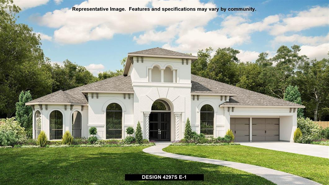 Available To Build In Cane Island 80 Design 4297s Perry