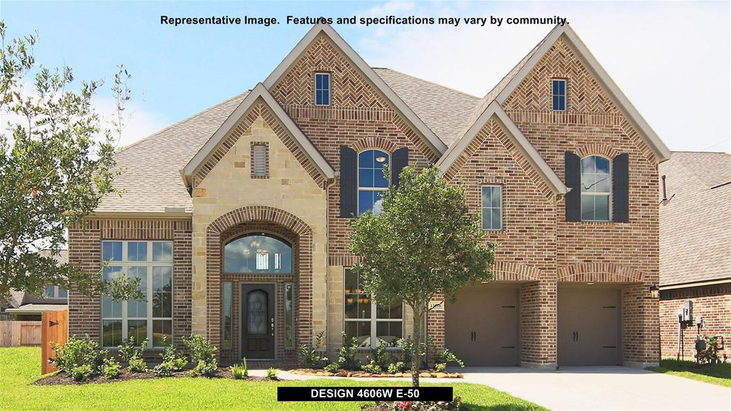 Available To Build In Meridiana 70 39 Design 4606w Perry Homes
