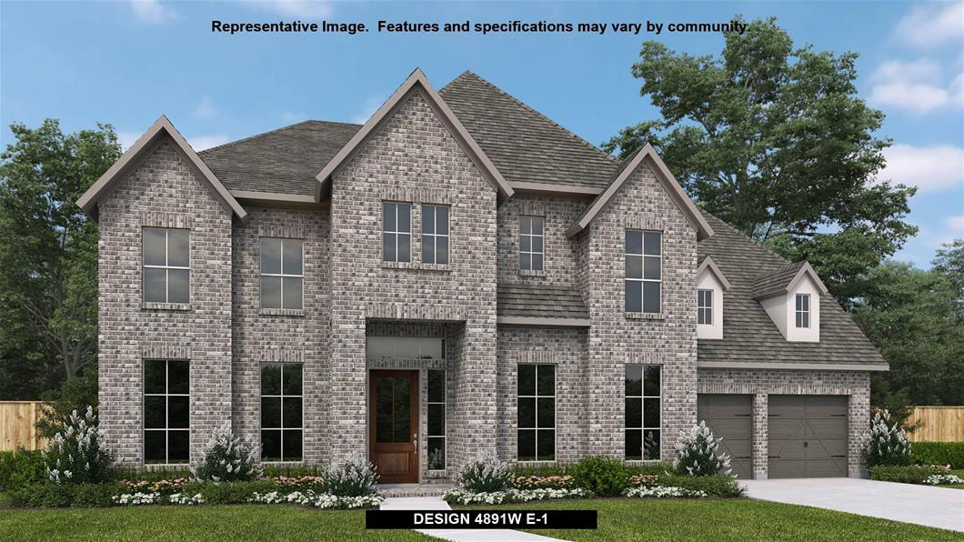 Available To Build In Cane Island 80 Design 4891w Perry