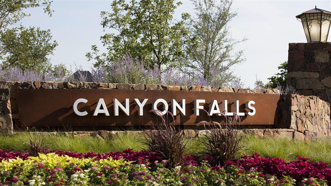 Canyon Falls - Now Open