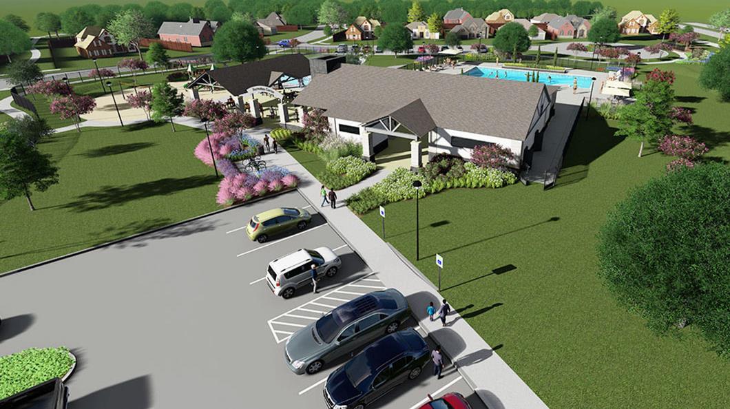 Del Bello Lakes community image
