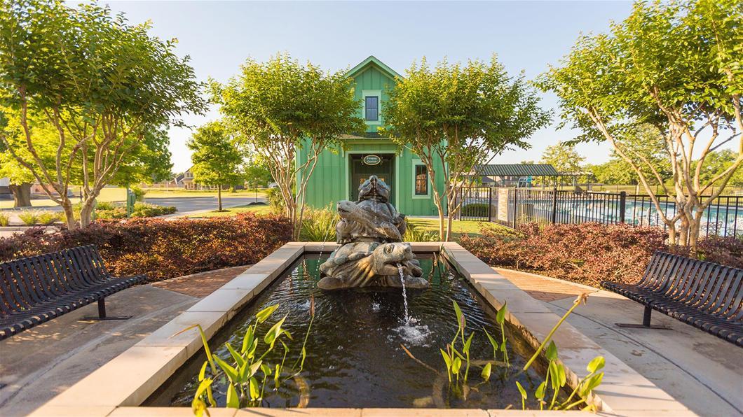 Fulbrook on Fulshear Creek community image