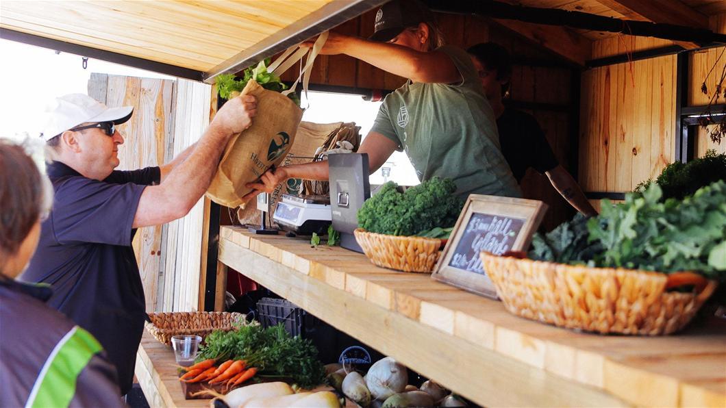 Harvest Green community image