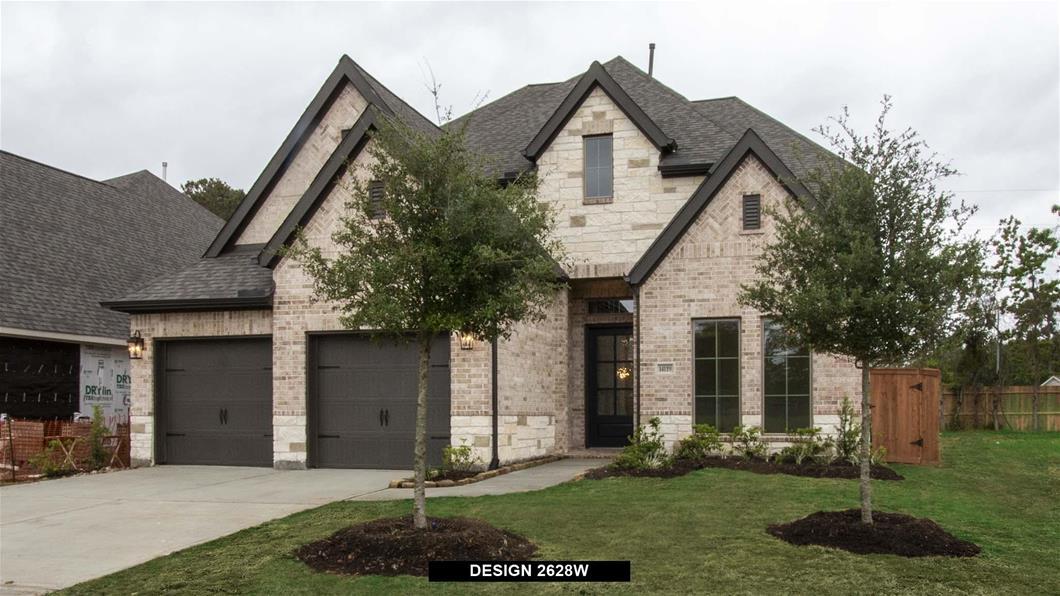 Design 2628W-E50 14119 archer county trail