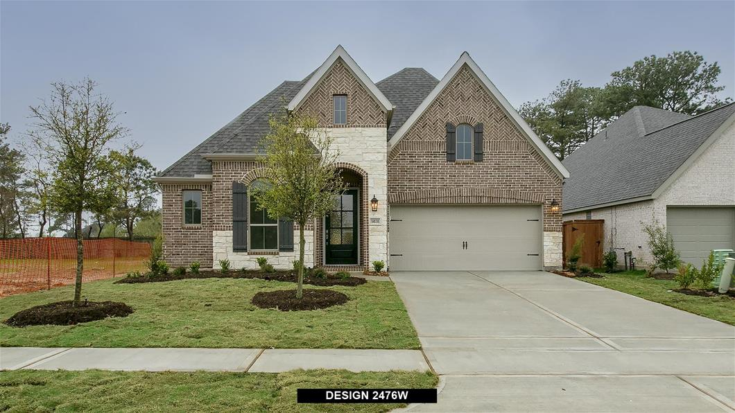 Design 2476W-E30 14131 archer county trail