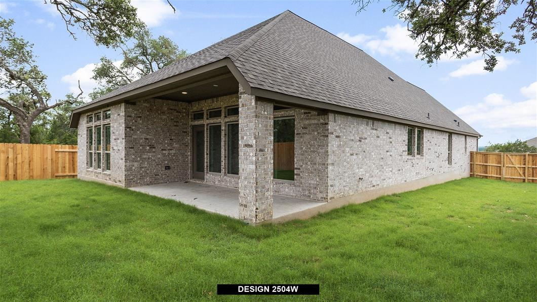 Design 2504W-E51 1605 lakeside ranch road