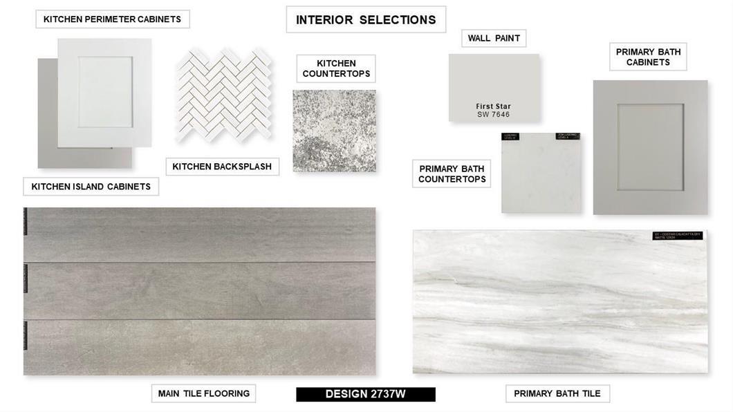 Design 2737W-E30 23609 silver palm trail