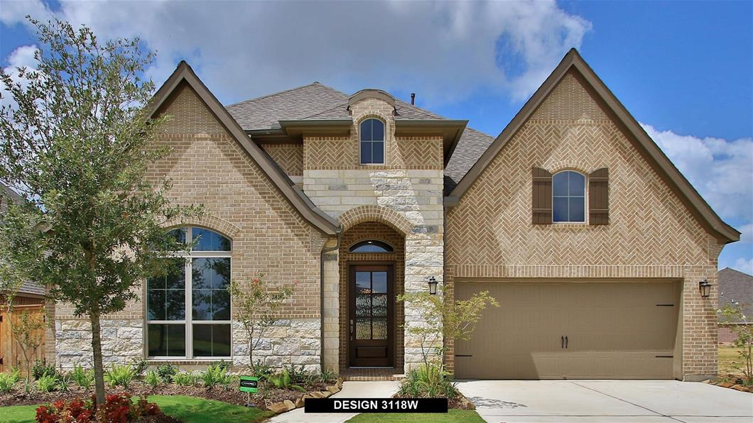 Design 3118W-E50 2426 magnolia bloom court
