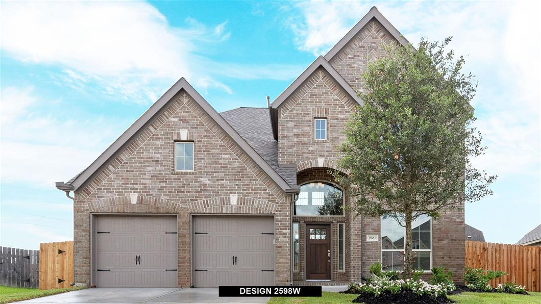 New Home Pearland | 2801 Sable Creek Lane | Perry Homes