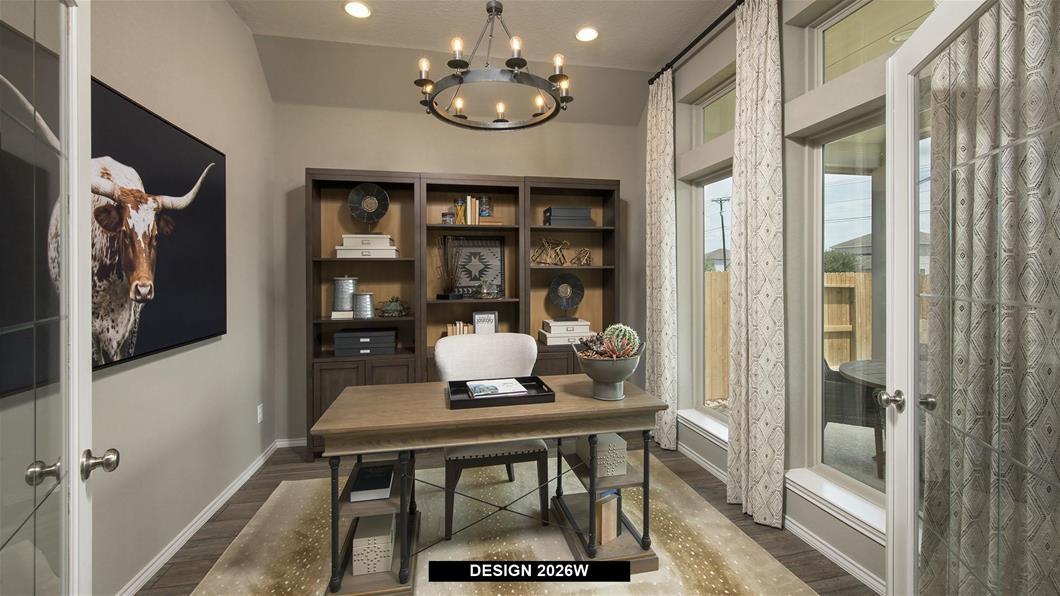 Model Home Design 2026W Interior