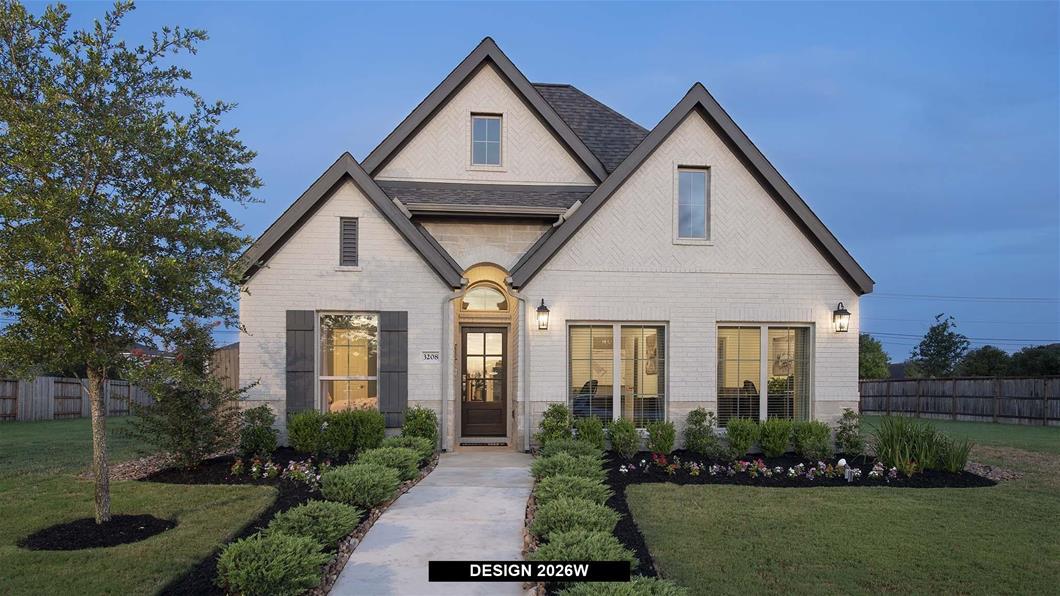 Model Home Design 2026W Exterior
