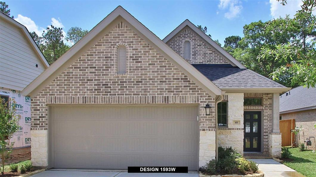 Design 1593W-E50 405 brow pines court