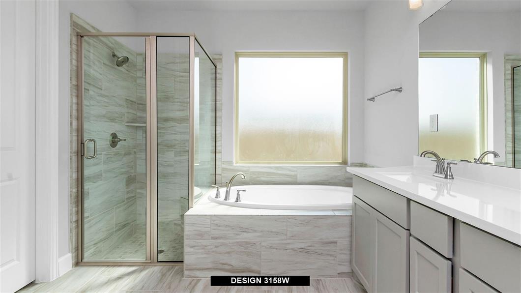 Design 3158W-E53 4327 rocky stream court