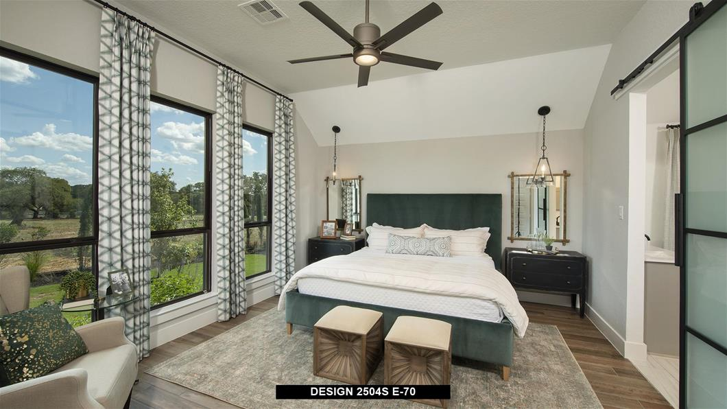 Model Home Design 2504S Interior
