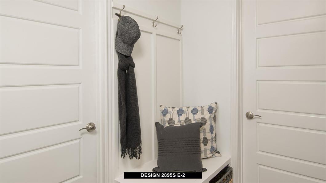Model Home Design 2895S Interior