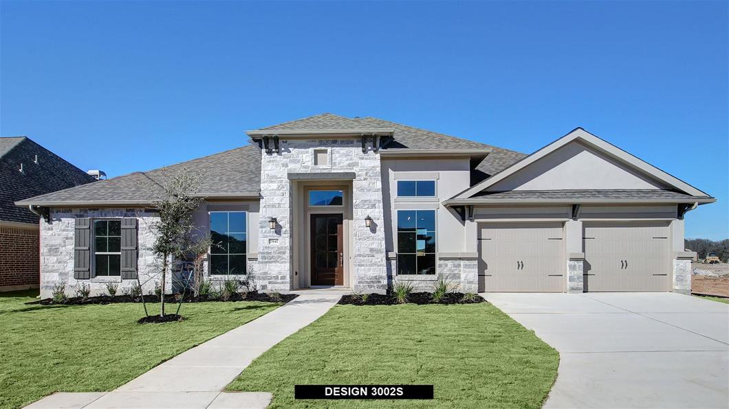 New Home Fair Oaks Ranch 7947 Valley Crest Perry Homes