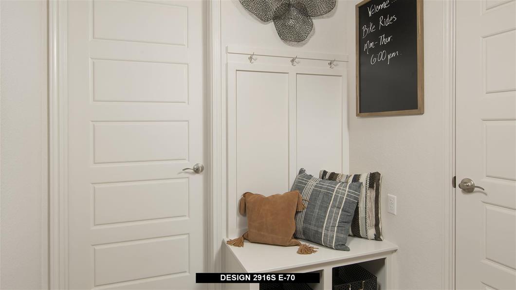 Model Home Design 2916S Interior